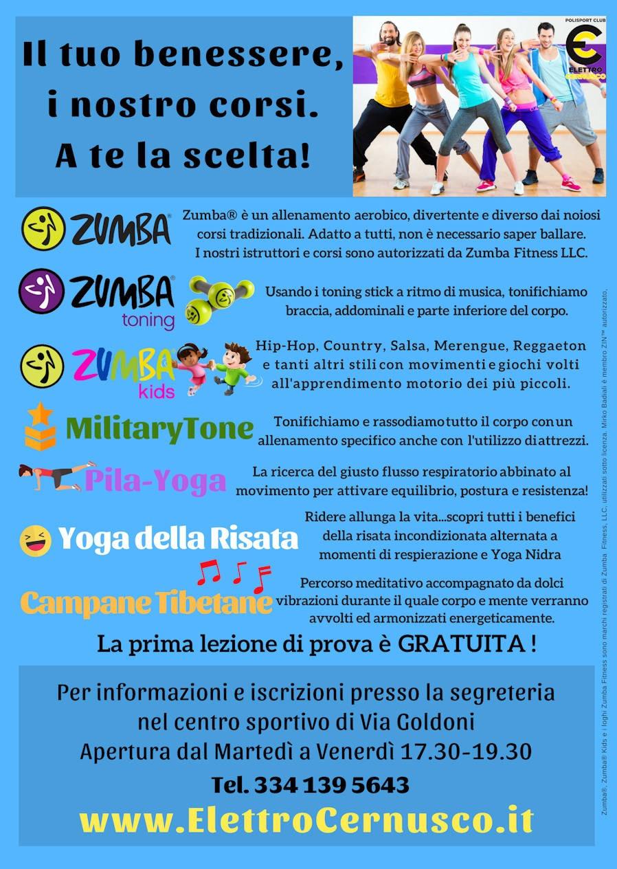 Fitness Elettro Cenusco