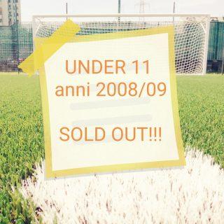 Elettro Cernusco Under 11 Sold Out